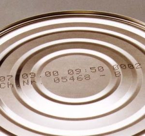 FOOD PACKAGING LASER MARKING